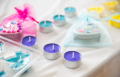 Candle Parties for children